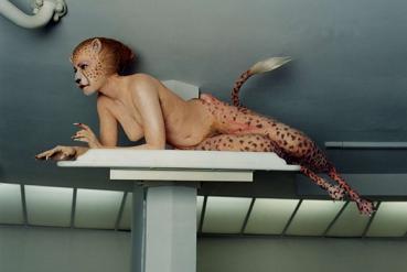 Aimee Mullins als Cheetah