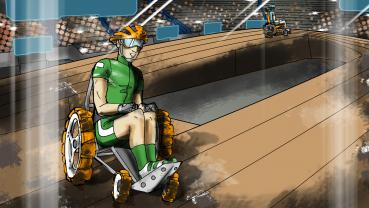 Cybathlon-Disziplin: Arm Prosthetics Race